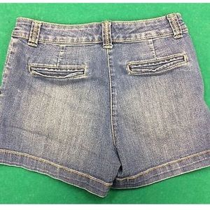 58946add50 New York   Company Shorts - 🎀New York   Company Distressed blue Jean Shorts